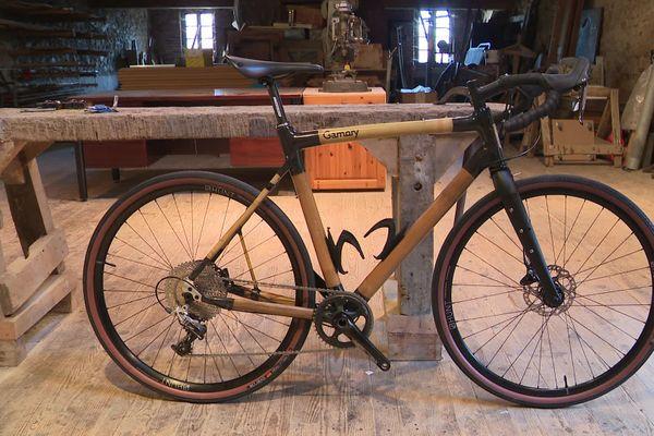 Chaque vélo est une pièce unique.