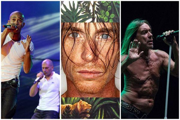 IAM, Ben Mazué ou encore Iggy Pop seront à Besançon dans les mois qui viennent.