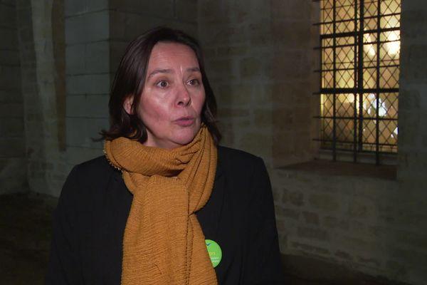 Stéphanie Modde, conseillère municipale EELV et future tête de liste aux élections régionales 2021