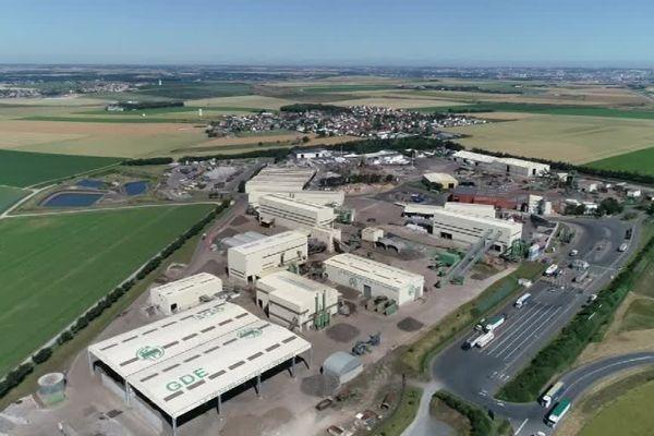 GDE a ouvert les portes de son site de Rocquancourt dans le Calvados ce mardi 26 juin