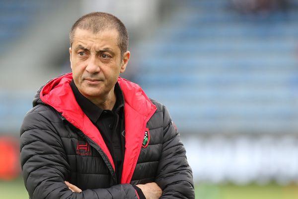 Le président du RCT Mourad Boujellal.
