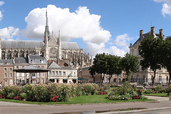 AMiens future capitale du Nord Pas-de-Calais / Picardie ?