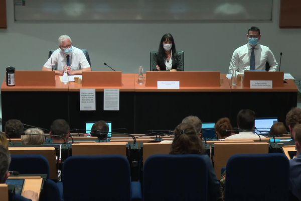 Séance houleuse au conseil communautaire de Grand Poitiers ce lundi 12 juillet