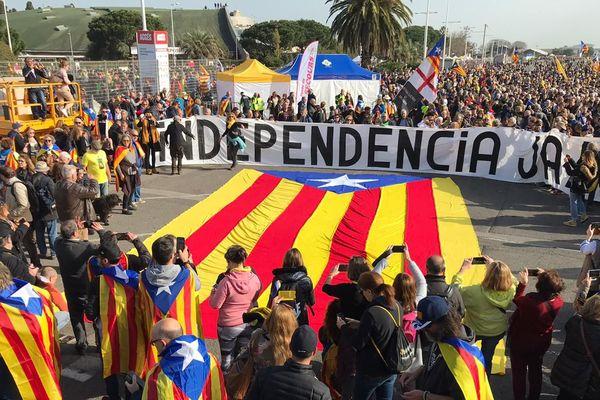 Les séparatistes catalans se préparent