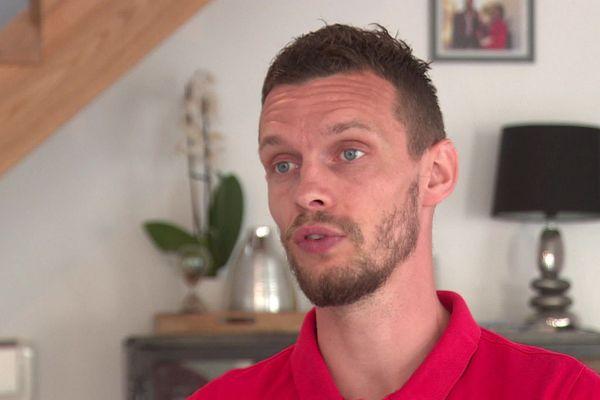 Entretien avec Romain Thomas, défenseur du Angers SCO, le 28 mai 2020