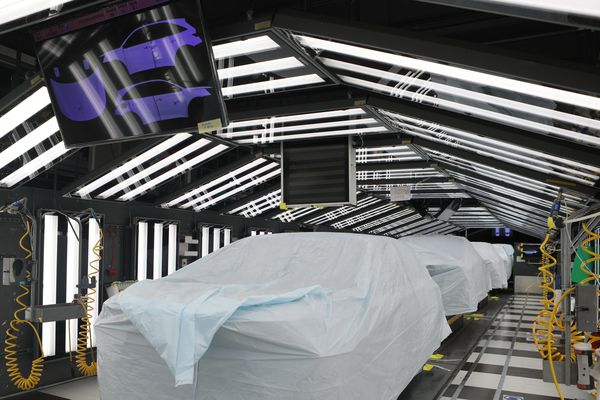Le site PSA de Mulhouse a stoppé son activité de production de 16 mars dernier.