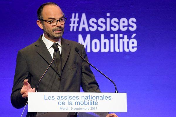 Edouard Philippe, ce mardi aux Assises de la Mobilité