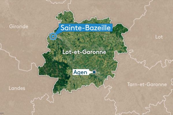 Le match de rugby était disputé à Sainte-Bazeille, dans le Lot-et-Garonne.