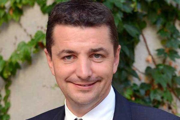 Gaël Perdriau, maire de St-Etienne