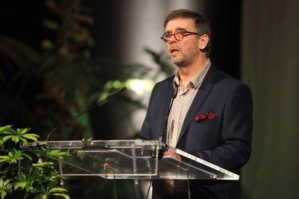 Damien Careme, maire de Grande Synthe en janvier 2019