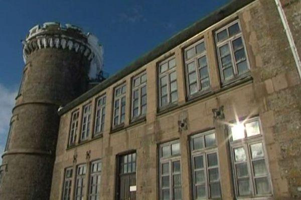 L'observatoire météo du Mont Aigoual - archives