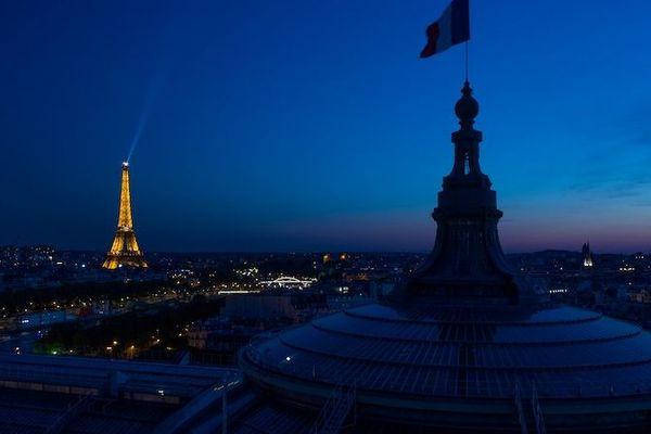 A Paris, la fermeture des restaurants et des bars a été annoncée hier par Edouard Philippe