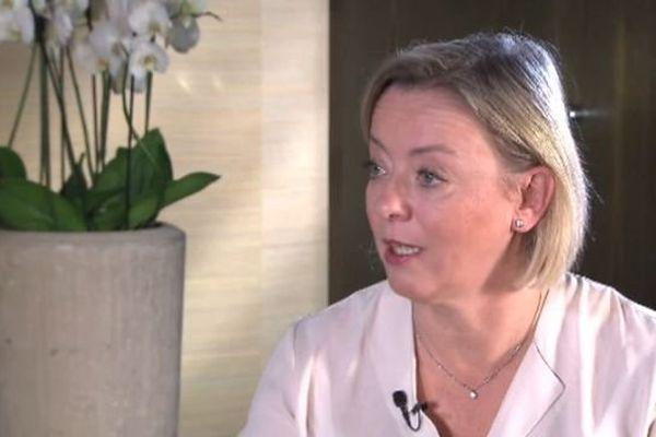 Sabine Kehm, porte-parole de Schumacher