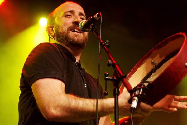 Live du groupe catalan Rumbamazigha à la Casa musicale de Perpignan en 2016.