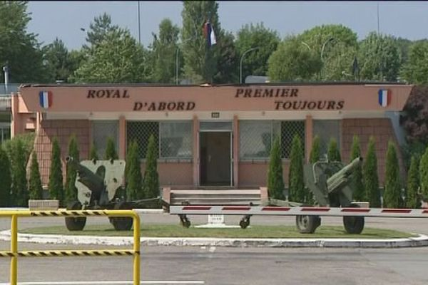Bourogne, son régiment si important pour la commune