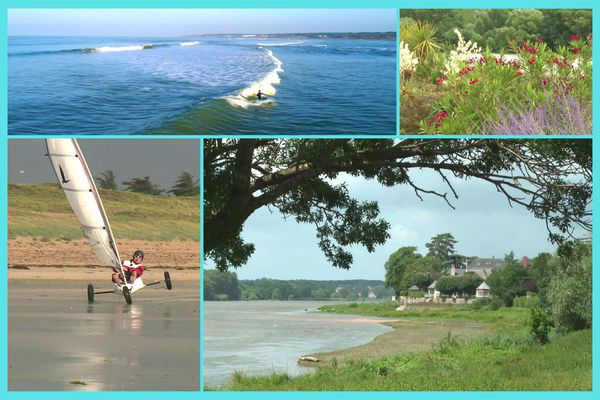 Terre ou Mer, un été au fil de l'eau en Pays de la Loire