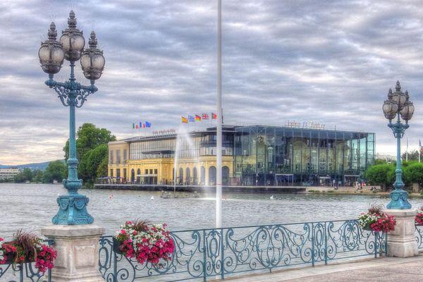 Enghien-Les-Bains (Val-d'Oise), est la seule ville en Ile-de-France à accueillir depuis 1931 un casino