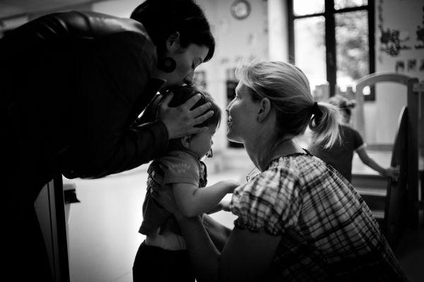 L'autisme chez l'enfant.