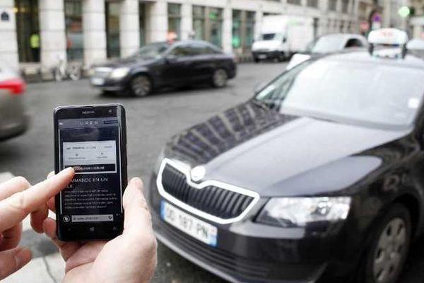 UberPop, le service fonctionne depuis février à Paris