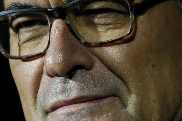 L'ancien président de la région espagnole de Catalogne, le séparatiste Artur Mas