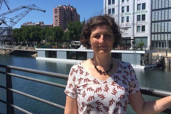 Le samedi 4 juillet, un peu moins d'une semaine après son élection, Jeanne Barseghian prendra la barre de Strasbourg pour les six prochaines années