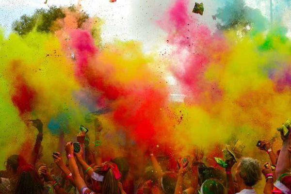 Color Run - 2014