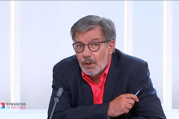 Jean-Louis Malys invité de Dimanche en Politique