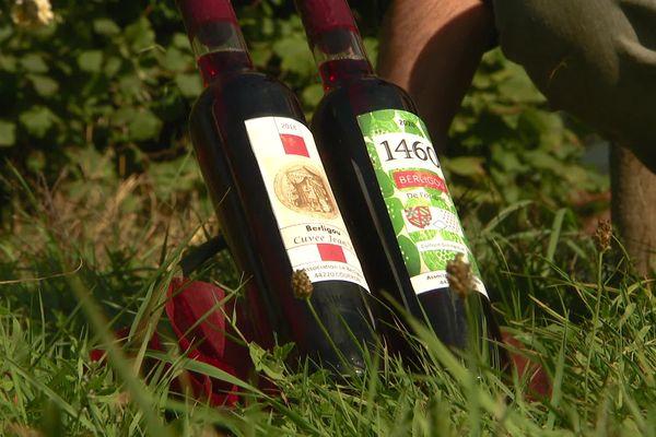 À Couëron, Alain Poulard nous présente le Berligou, le vin des Ducs