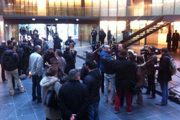 Les ex-salariés Jeannette ont pris connaissance à 14h de la décision du tribunal de commerce de Caen