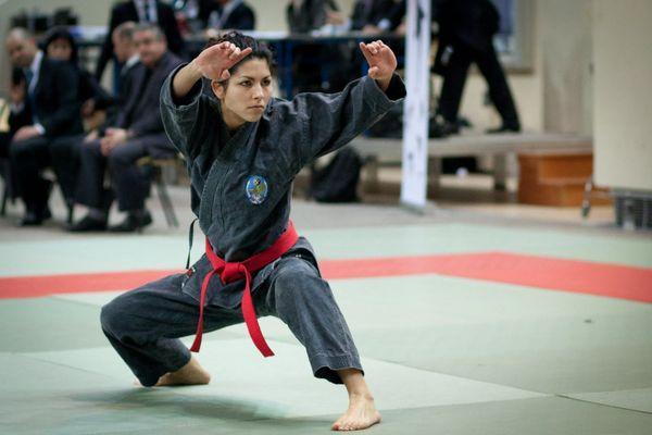 Jessy Thao pratique les arts martiaux depuis 20 ans et apprend aux femmes à prendre conscience de leur force.