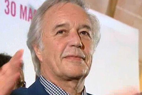 François Rebsamen, sénateur-maire PS de Dijon