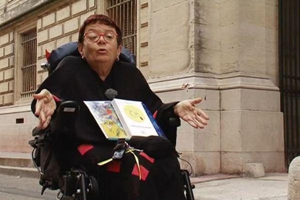 Dominique Minana, une Héraultaise de 58 ans, récusée d'un jury d'assises à Montpellier - octobre 2016