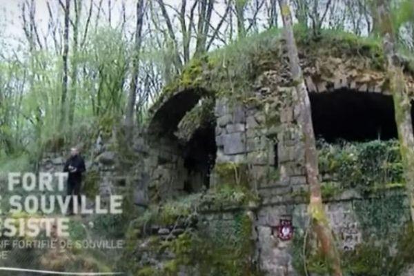 Le Fort de Souville résiste.