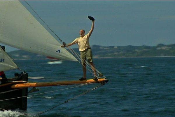 Brest 2012 - portrait capitaine