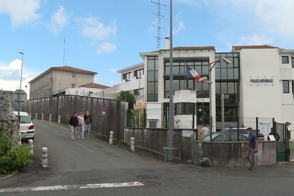 Centre de rétention de Hendaye au Pays basque