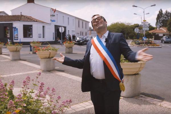 La petite commune vendéenne de La Ganarche, en Vendée, sort un drôle de court-métrage pour séduire les médecins