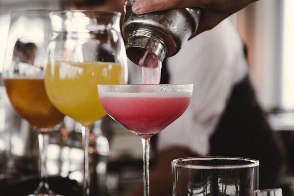 A boire avec modération
