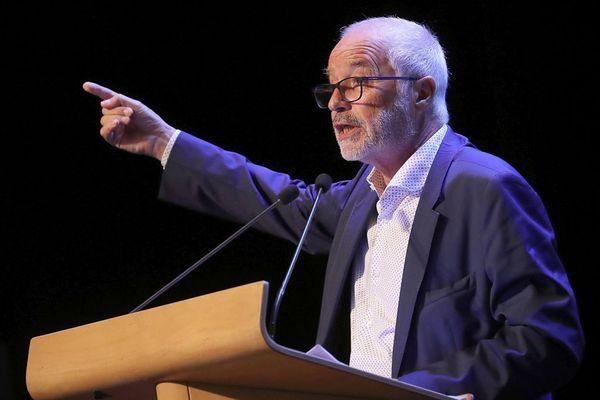 François Rebsamen, samedi 25 août 2018