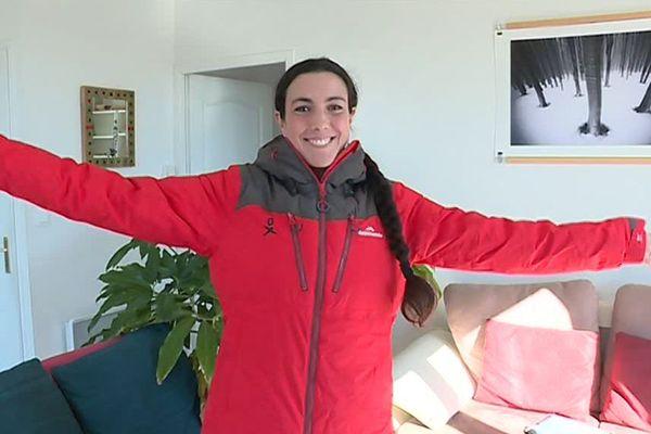 Gaïa Dell'Ariccia, chercheuse au CNRS de Montpellier, part pour une expédition en Antractique inédite