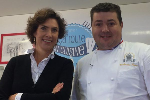 Sophie Menut et Guillaume Royer
