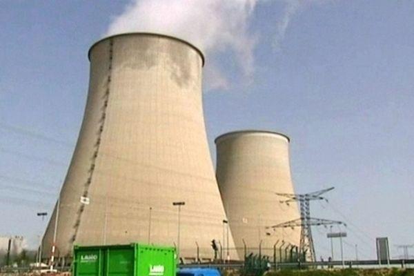 La Centrale nucléaire de Chooz (Ardennes)