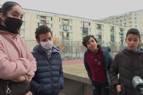 Les enfants du quartier Pissevin qui ont participé au film ont retenu que ça peut être dangereux de jeter des pétards dans les poubelles et que sans les pompiers, le feu s'aggrandit de plus en plus!