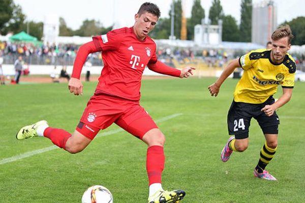 Steven Ribéry était sous contrat jusqu'en juin avec le Bayern Munich.