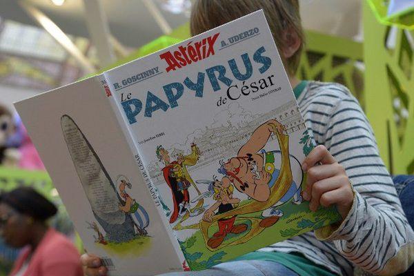 Le Papyrus de César, 36ème et génial album des aventures d'Astérix et Obélix les Gaulois