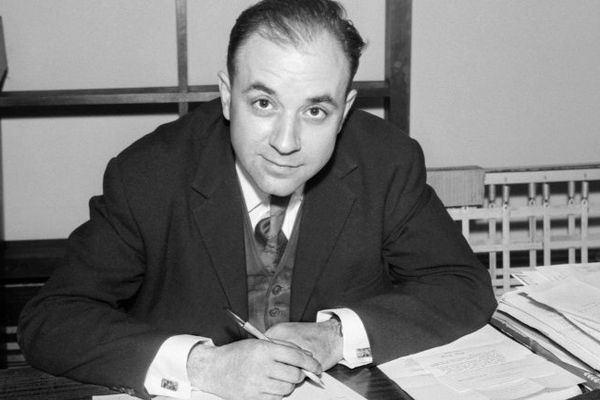 Michel Butor en 1964