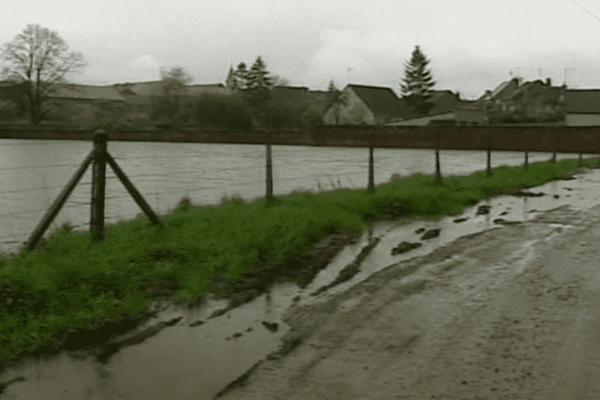 En avril 2001, de fortes inondations avaient déjà touché Bohain-en-Vermandois (02).
