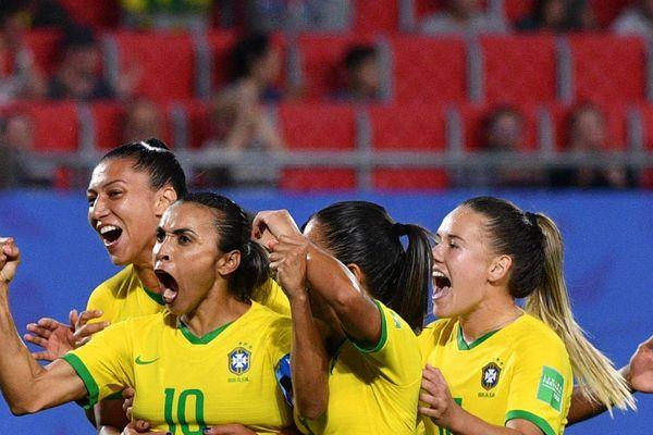 Le Brésil de Marta, recordwoman de buts en Coupe du Monde, prochain adversaire de l'Equipe de France