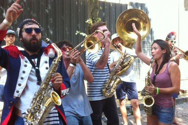 Fanfare Les Trompettes de Faloppe (Nantes)