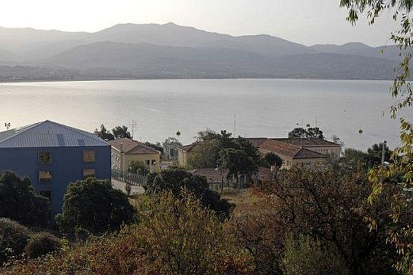 Les locaux de la gendarmerie d'Aspretto, installés à Ajaccio en Corse
