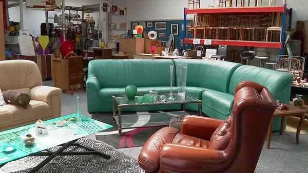 La Belle Affaire propose des objets à prix modiques pour donner une seconde vie aux objets et lutter contre le gaspillage.